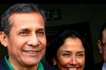 Liberan al exmandatario Ollanta Humala acusado de corrupción