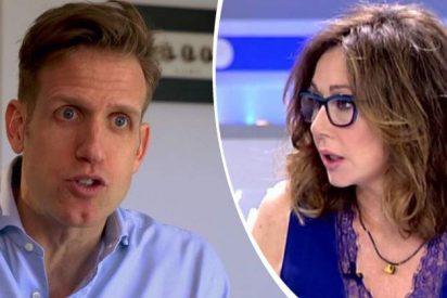 """Óscar Martínez: """"Me equivoqué dejando 'El programa de Ana Rosa"""""""