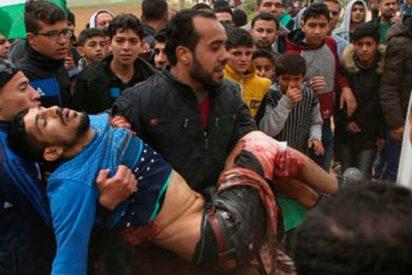 Varios palestinos heridos tras una nueva jornada de la Marcha del Retorno