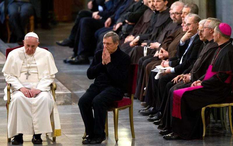 El Papa pide a los obispos sicilianos combatir la mafia con la educación