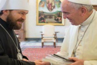 """Francisco, a ortodoxos rusos: """"En Moscú, hay un solo Patriarcado: el vuestro. Nosotros no tendremos otro"""""""