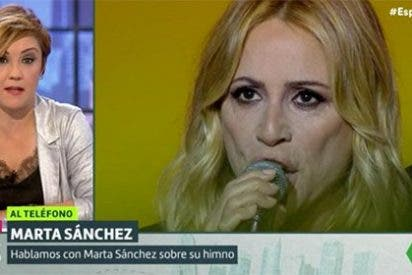 """El gigantesco enfado de Marta Sánchez en laSexta: """"¡Yo pago impuestos en mi país, ¿vale? ¡Que quede claro de una vez!"""""""