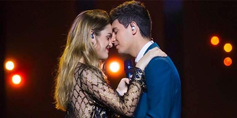 Eurovisión 2018: El independentismo da la nota en el festival