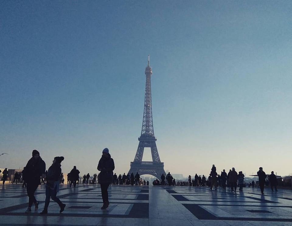 Vuelos baratos a París