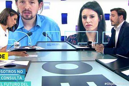 La desidia de Ana Pastor por tener que hablar de la consulta del chalet con Garzón pudiendo hacerlo de la Gürtel del PP