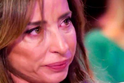 Gustavo y Jorge Javier hunden en la miseria a María Patiño en el Sábado Deluxe