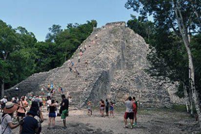 Nohoch Mull, la pirámide maya más alta de la Península de Yucatán