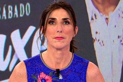 Paz Padilla cuenta si prefiere a Jorge Javier Vázquez o a Carlota Corredera