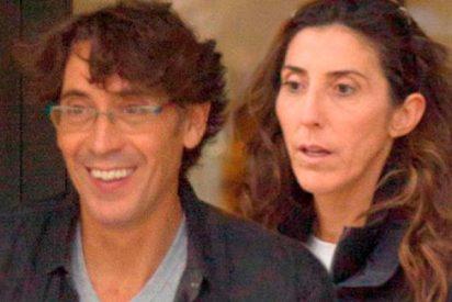 El asombroso parecido físico de Paz Padilla y su marido