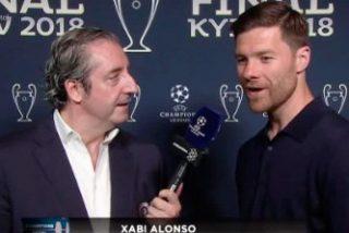 """Pedrerol a Xabi Alonso por su respuesta sobre la final de la Champions: """"Pero macho, no me jodas"""""""