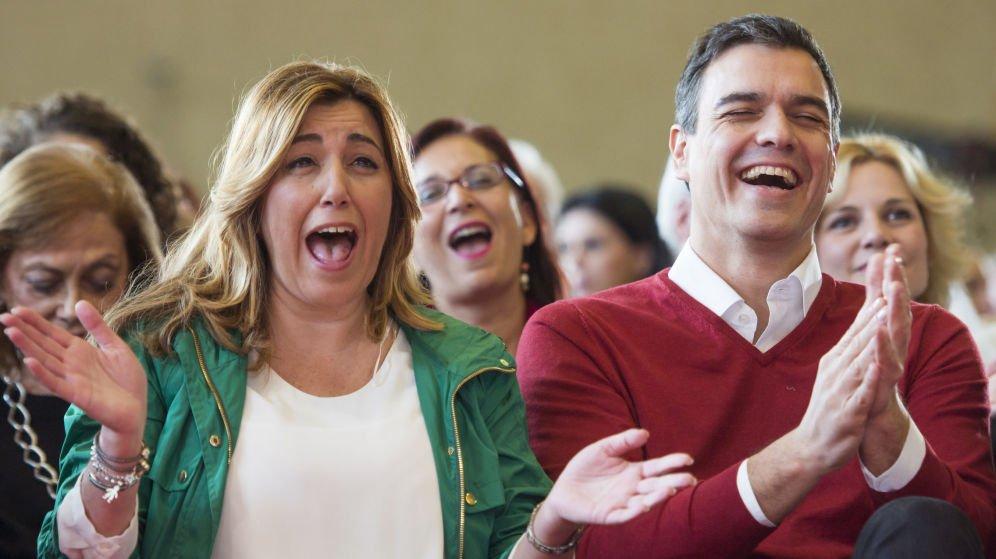 La Guardia Civil deja en evidencia a Pedro Sánchez y Susana Díaz en el juicio de los EREs