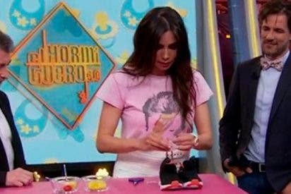 Lluvia de críticas a Pilar Rubio por lo que hizo en su regreso a 'El Hormiguero' con su pequeño Alejandro