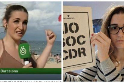 """Una exreportera de La Sexta y tertuliana de RAC 1 busca su minuto de gloria llamando a Arrimadas """"pajarraca"""" y """"macarra"""""""