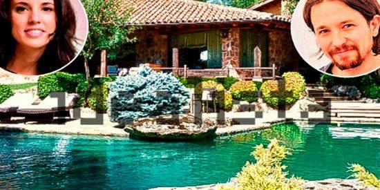 Sólo la piscina del chalet de Iglesias y Montero cuesta lo mismo que la vivienda media española: 115.740€