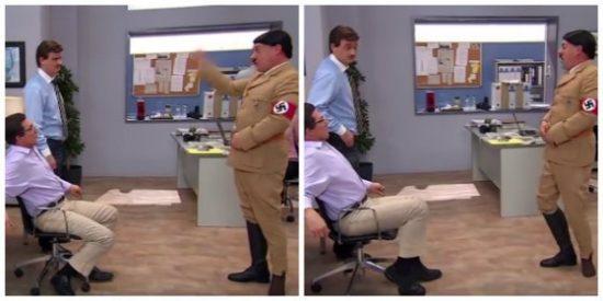 La peligrosa hipocresía de TV3: 'Polonia' recurre a Hitler para dulcificar la imagen de los golpistas