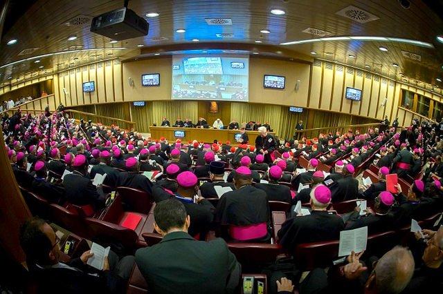 """""""Una Iglesia sinodal es una Iglesia participativa y corresponsable"""""""