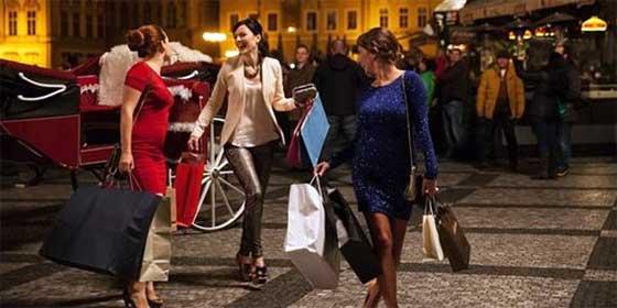 Dónde salir de compras en Praga