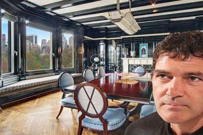 Antonio Banderas vende su 'pisito' de Nueva York por 8 millones de dólares