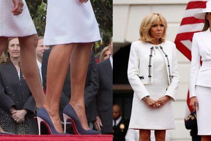 ¿Sabes cuál el secreto de las piernas de las primeras damas?
