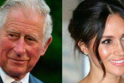El Príncipe Carlos llevará a Meghan Markle al altar en la boda real