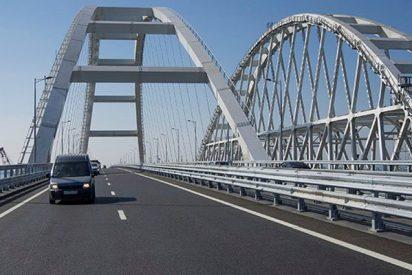 ¿Sabe por qué Putin ha inaugurado el puente de Crimea seis meses antes de lo previsto?