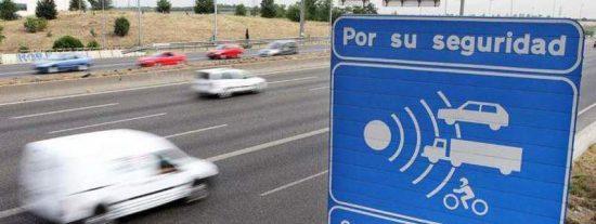 Estas son las provincias y carreteras con más radares de tráfico fijos, móviles y de tramo