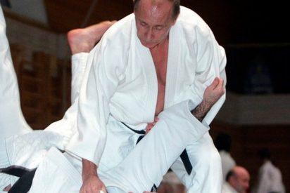 Putin y el judo