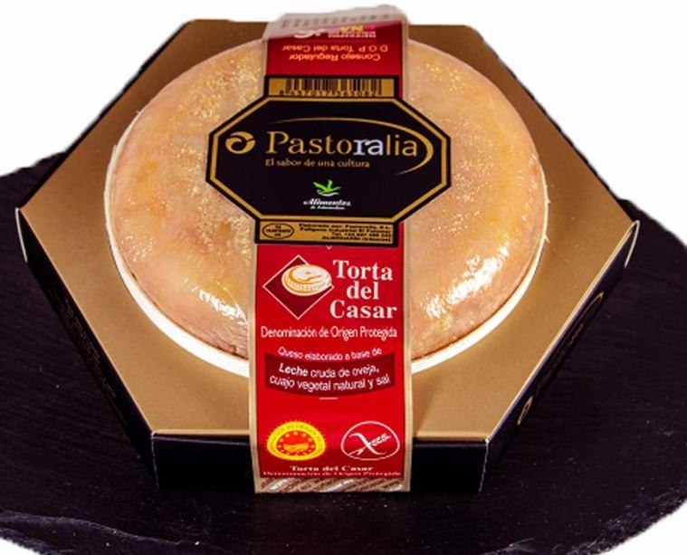 Torta del Casar D.O.P. Pastovelia