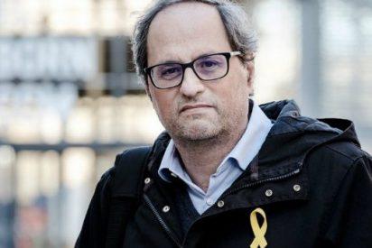 """El nuevo candidato a la Generalitat insiste en dar la 'laTorra' separatista: """"Apuesto por un proceso constituyente"""""""