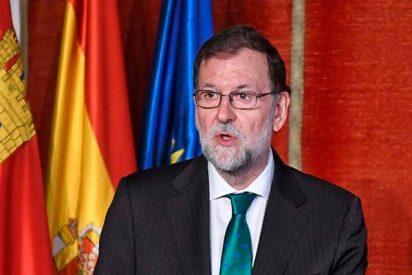 Rajoy pacta con Sánchez y Rivera reactivar el 155 a la primera ilegalidad de 'Ku Klux Clan' Torra
