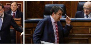 El PNV dinamita la legislatura de Rajoy anunciando que apoya la moción de Sánchez