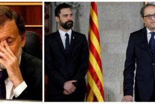 Tertsch apalea a Rajoy por permitir la última burla golpista: