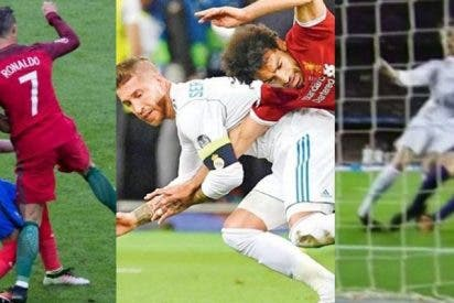 Así es la sucia campaña anti-Ramos que nunca se dio con Piqué o Payet