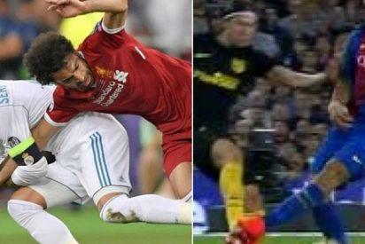 Los mismos que critican a Ramos, tapan las 'cerdadas' de Suárez