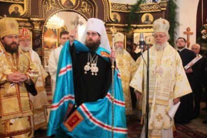 El Primado ortodoxo de las Tierras Checas y Eslovaquia visita al Papa