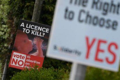 Irlanda vota masivamente por liberalizar el aborto, según un sondeo a pie de urna