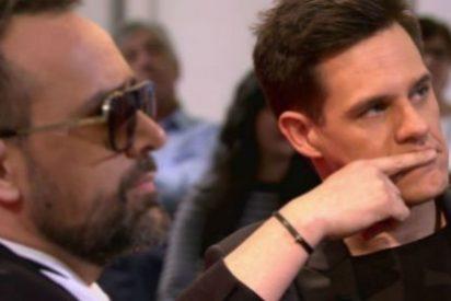 El día que Christian Gálvez se merendó a un 'traicionero' Risto Mejide
