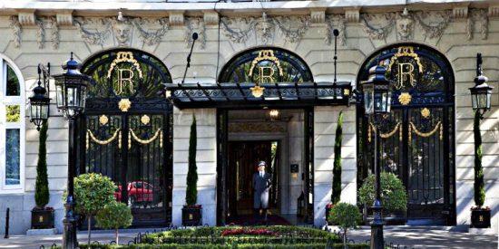 La memoria del Hotel Ritz Madrid a subasta... desde 30 euros la pieza