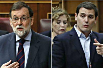 Rivera anuncia que Ciudadanos retira su apoyo al Gobierno Rajoy en la aplicación del 155
