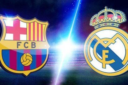 Las mejores peleas entre Real Madrid y Barça en los clasicos del fútbol español
