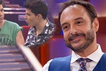 Roberto Vilar confiesa que no volvería a invitar jamás a su programa a los Gemeliers