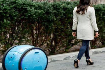 Así es el nuevo robot para el transporte de objetos de Piaggio