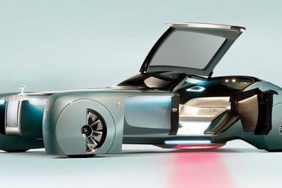 Así serán los Rolls-Royce de un futuro no muy lejano