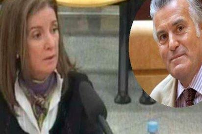 Rosalía Iglesias, la mujer de Bárcenas, pasa la noche en prisión al no poder pagar los 200.000 euros de fianza