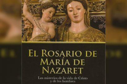 Carlos Romero Mensaque publica 'El Rosario de María de Nazaret'