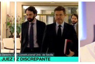 """Herrera destroza al """"animal"""" de laSexta y Cuatro que dijo el juez de 'La Manada' """"podría haber participado de la penetración"""""""