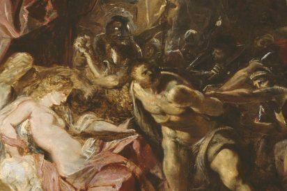 Los bocetos de Rubens