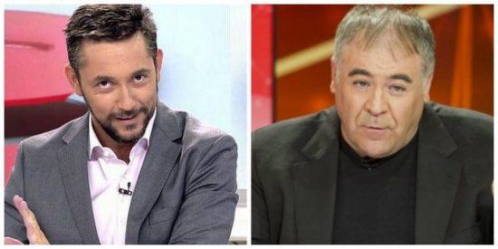 ¡Toma duopolio, Mariano! Ruiz y Ferreras disfrutan como niños la Gürtel para destrozar al PP