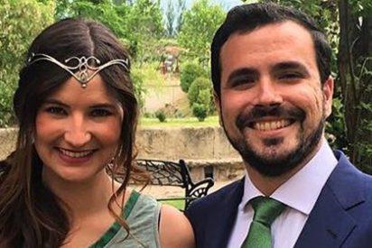 Alberto Garzón y Anna Ruiz esperan su primer hijo