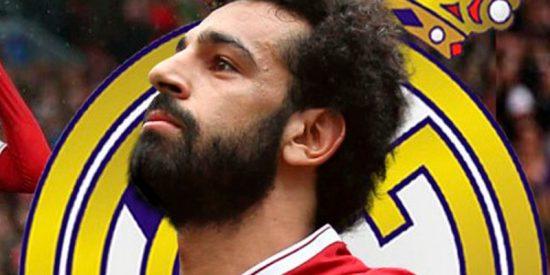 El Real Madrid está realmente interesado en Salah